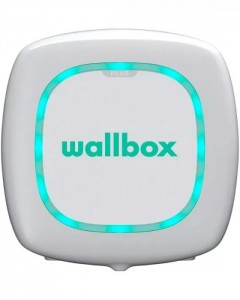 Зарядная станция Wallbox Pulsar Plus (5м, Type 1, 7.4кВт)